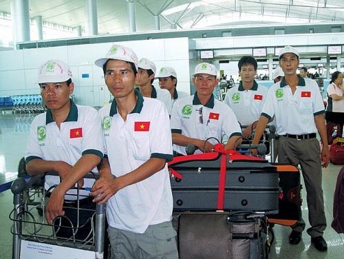 3 tháng, hơn 32 nghìn lao động đi làm việc ở nước ngoài