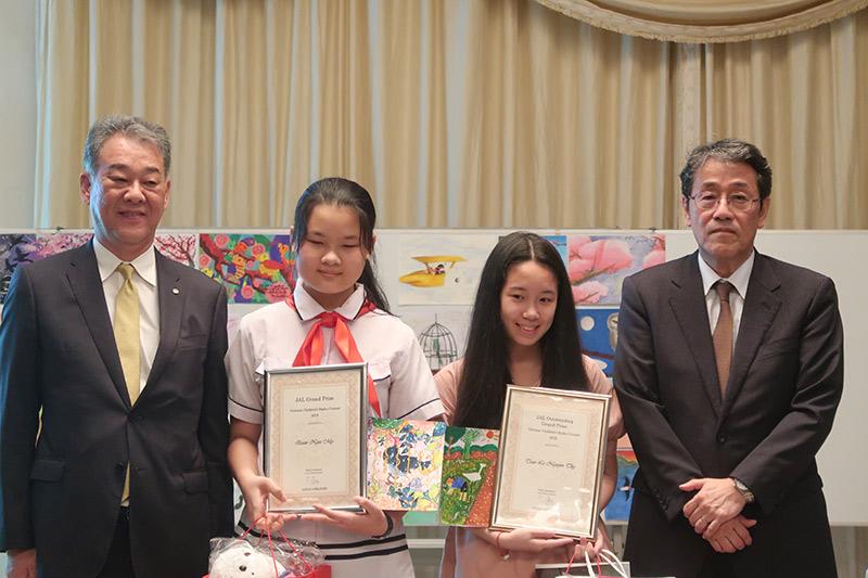Trao giải Cuộc thi làm thơ Haiku cho trẻ em Việt Nam 2019