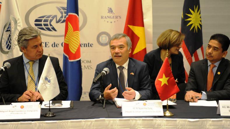 Thúc đẩy quan hệ hợp tác  ASEAN - bang Jalisco (Mexico)