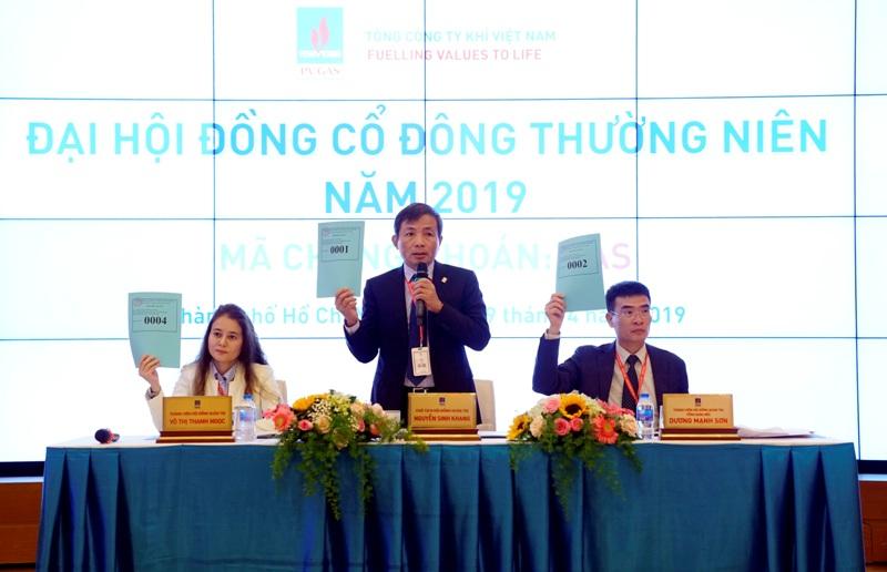 PV GAS tổ chức Đại hội đồng cổ đông thường niên năm 2019