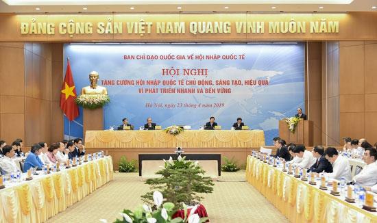 Hội nhập quốc tế góp phần khẳng định và nâng cao vị thế của Việt Nam
