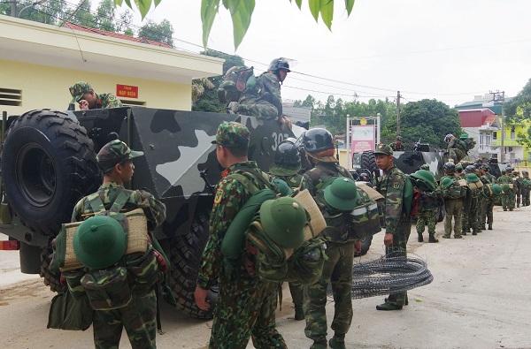 Quảng Ninh  Đảm bảo an ninh trật tự xã hội trong dịp nghỉ lễ