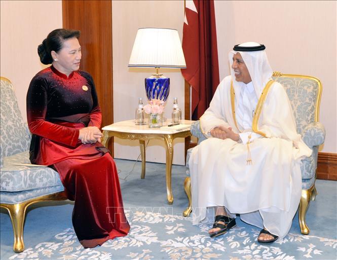 Quan hệ Việt Nam và Qatar diễn ra tốt đẹp trên tất cả lĩnh vực