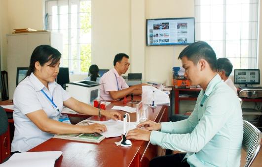 Quy định mới về thi tuyển công chức cấp xã