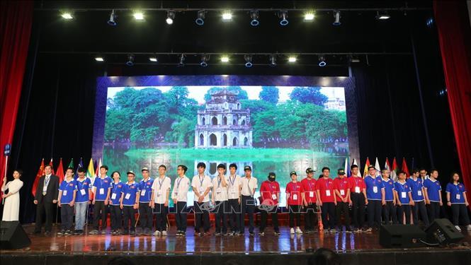 Kỳ thi Toán học Hà Nội mở rộng năm 2019