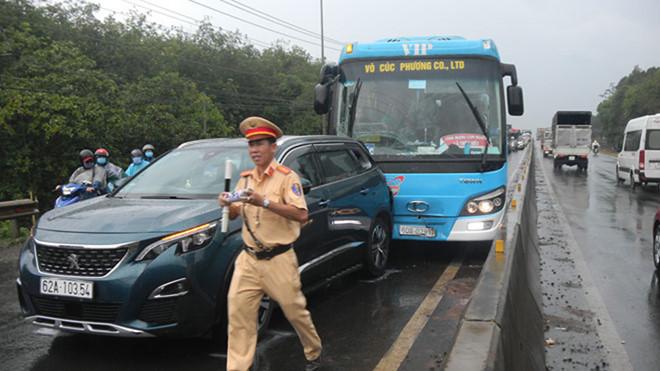 20 người tử vong vì tai nạn giao thông trong ngày nghỉ lễ thứ hai