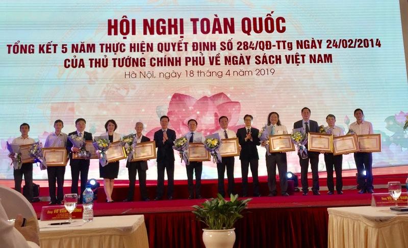 Chấn hưng văn hoá đọc Việt Nam