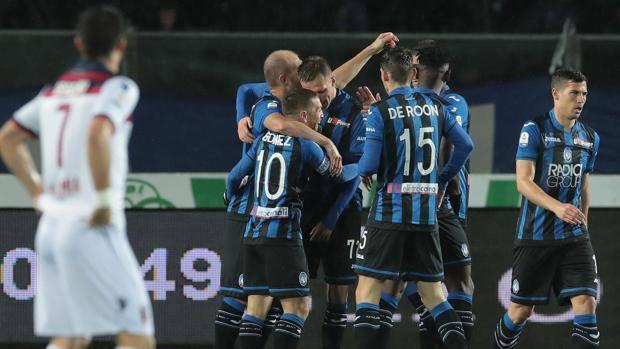 Atalanta tái hiện kỷ lục tồn tại 87 năm ở Serie A