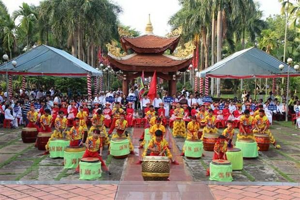 Ngày Quốc tổ Việt Nam toàn cầu năm 2019 sẽ được tổ chức tại 5 nước