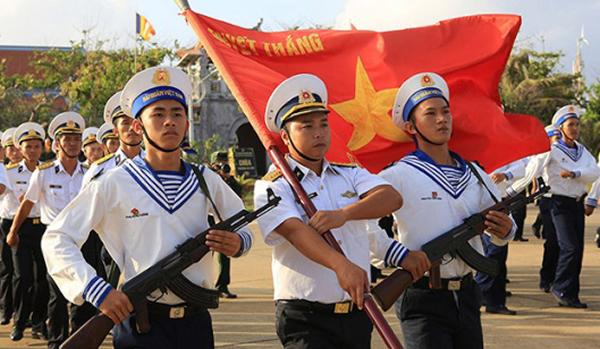 Đà Nẵng: Đoàn công tác số 6 thăm và làm việc với quân dân Trường Sa