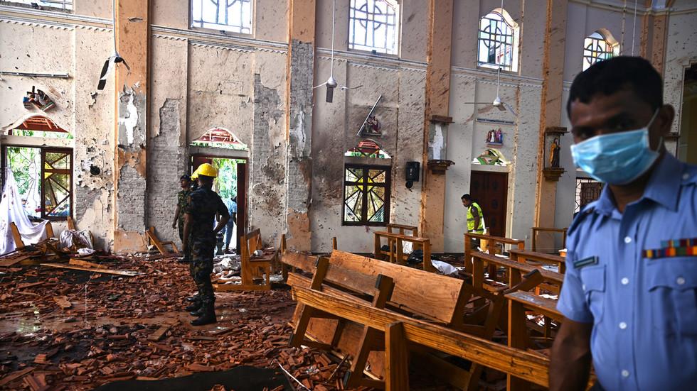 Một trong 9 kẻ đánh bom tự sát ở Sri Lanka là phụ nữ