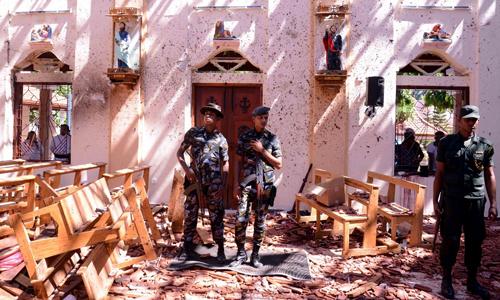 Nổ ở Sri Lanka: Hai nghi can chính bị bắt giữ