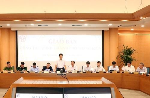 Hà Nội: cải thiện mạnh mẽ môi trường đầu tư, tập trung vào các chỉ số còn thấp