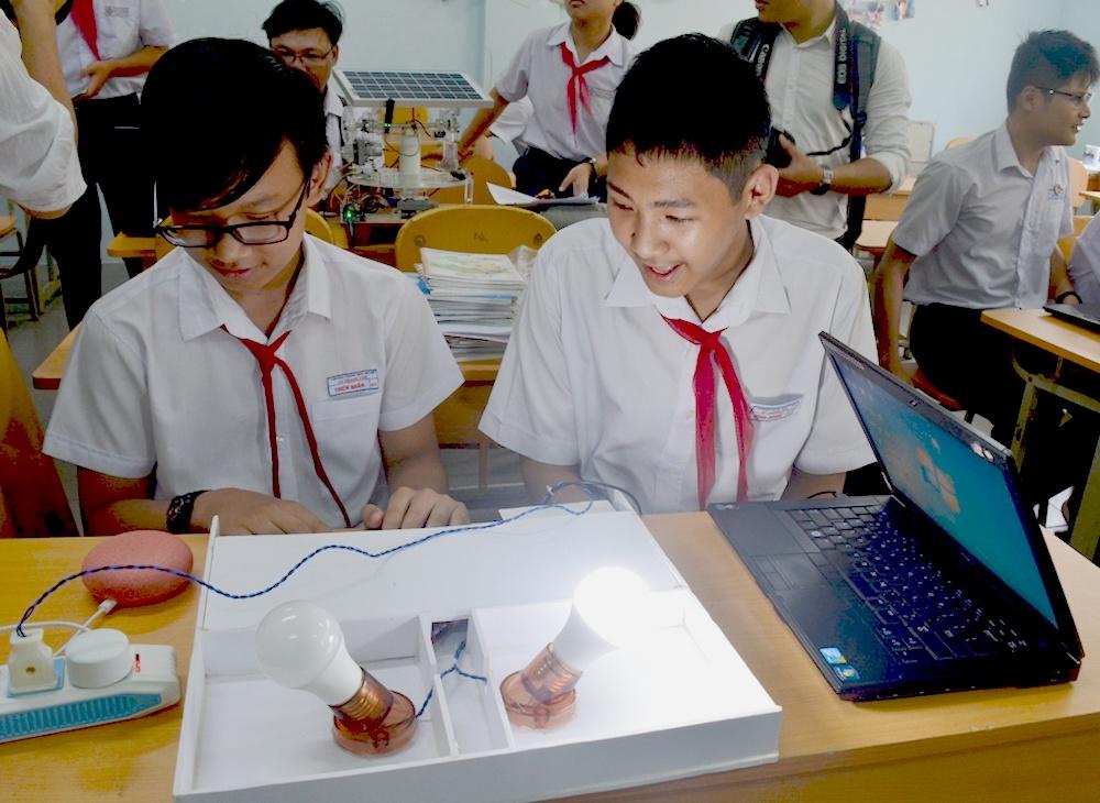 Hơn 1.000 thí sinh tham gia Hội thi Tin học trẻ cấp thành phố Đà Nẵng