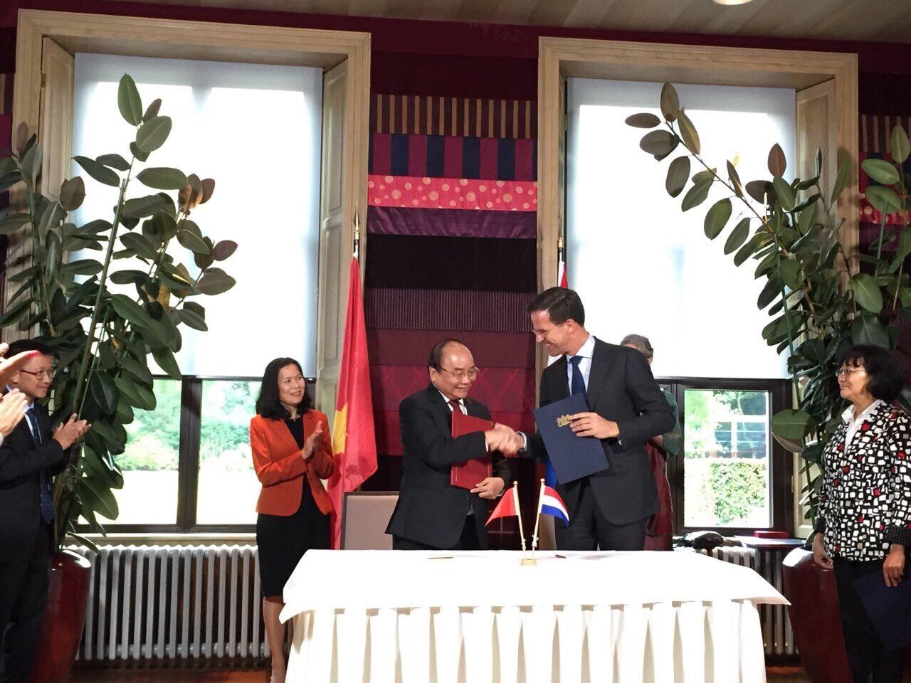 Quan hệ Việt Nam - Hà Lan: Hợp tác toàn diện hướng tới phát triển bền vững