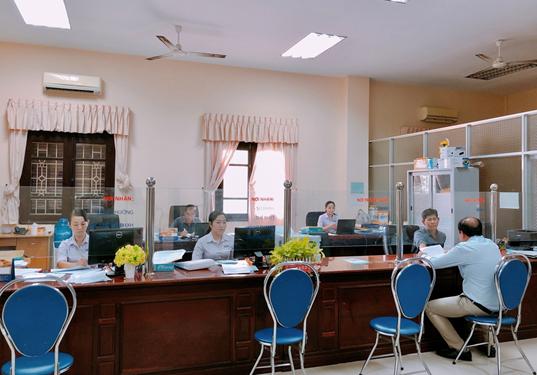 BHXH tỉnh Hậu Giang đẩy mạnh cải cách thủ tục hành chính