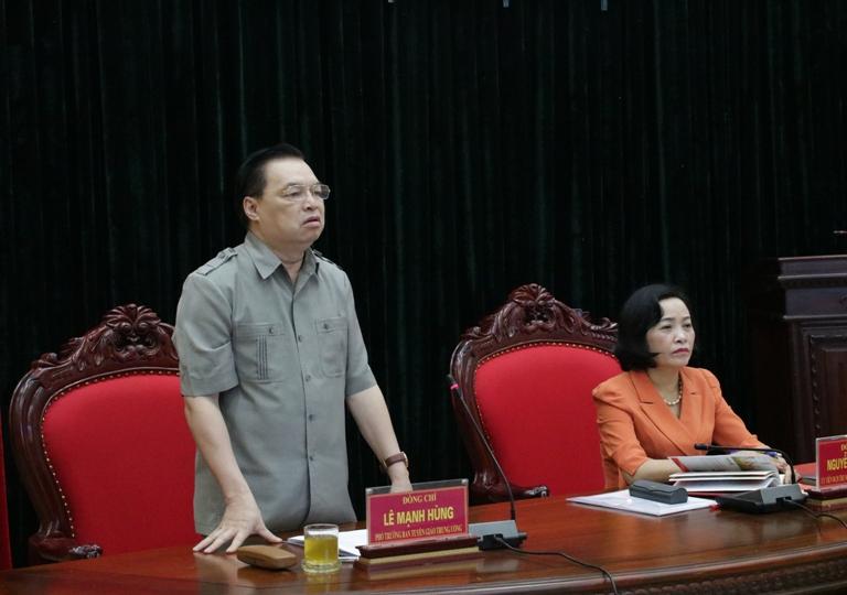 Ninh Bình cần phát huy hơn nữa vị thế trung tâm văn hóa lịch sử dân tộc