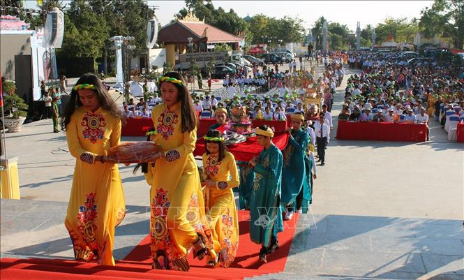 Giỗ tổ Hùng Vương: Kết nối đoàn kết cộng đồng dân tộc Việt Nam
