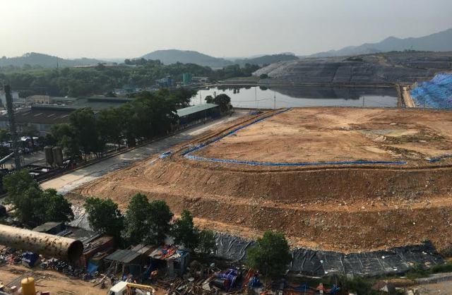 Chủ tịch UBND huyện Sóc Sơn chủ trì thẩm định các dự án di dân vùng ảnh hưởng môi trường