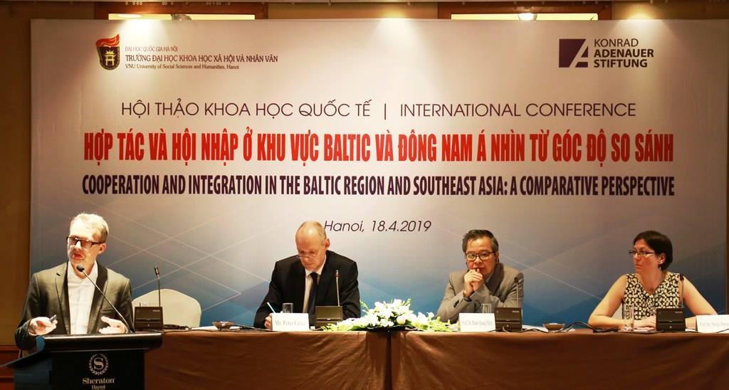 Hợp tác và hội nhập ở khu vực Baltic, Đông Nam Á nhìn từ góc độ so sánh
