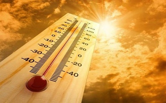 Nắng nóng diện rộng có khả năng kéo dài đến ngày 28/4