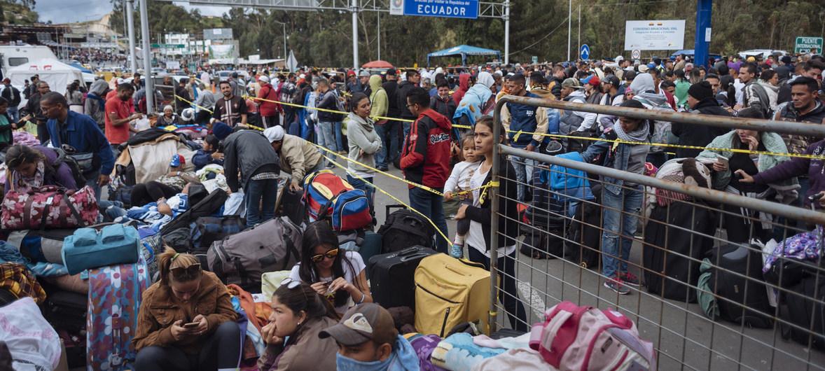 Liên hợp quốc kêu gọi trợ giúp người dân Venezuela