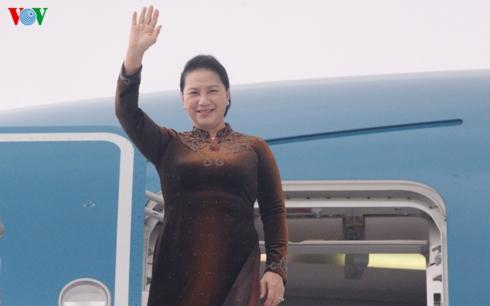 Chủ tịch Quốc hội kết thúc chuyến thăm Maroc, Pháp, Nghị viện châu Âu và tham dự IPU-140