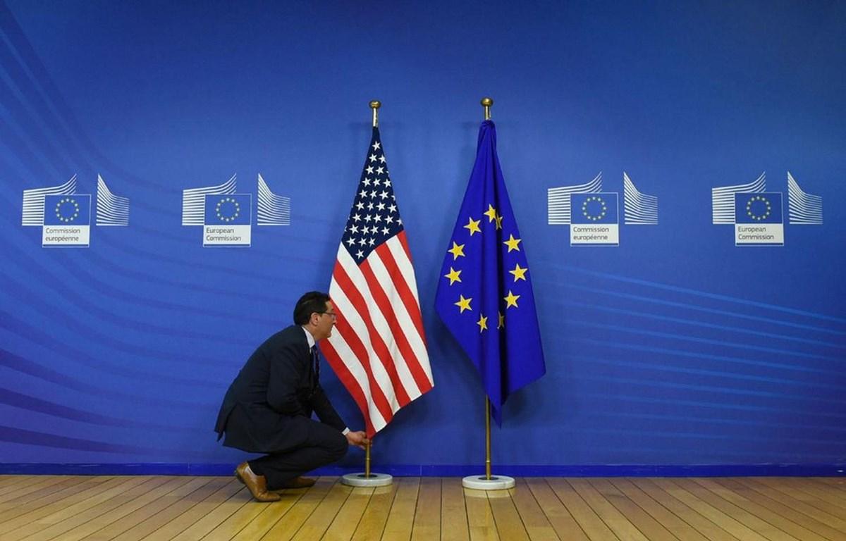 Pháp phản đối khởi động các cuộc đàm phán thương mại EU-Mỹ