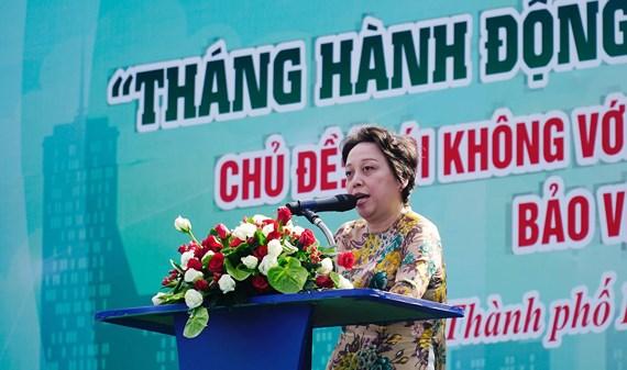 TP Hồ Chí Minh phát động Tháng hành động vì an toàn thực phẩm