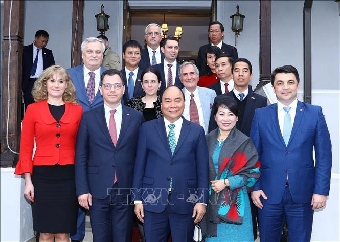 Tăng cường hợp tác các địa phương Việt Nam - tỉnh Prahova (Romania)