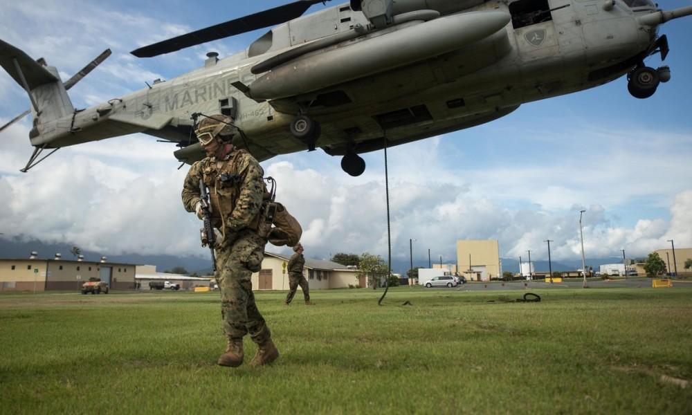 Chi tiêu quốc phòng tăng mạnh trên thế giới