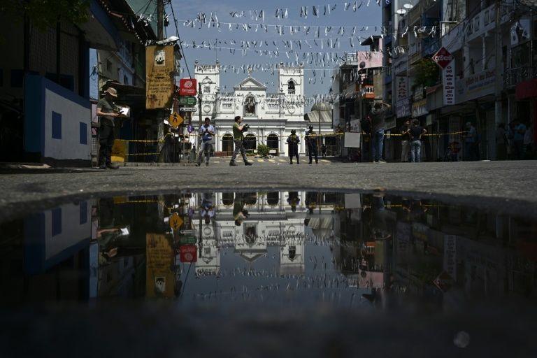 Sri Lanka: Các nhà thờ đóng cửa sau loạt vụ tấn công đẫm máu