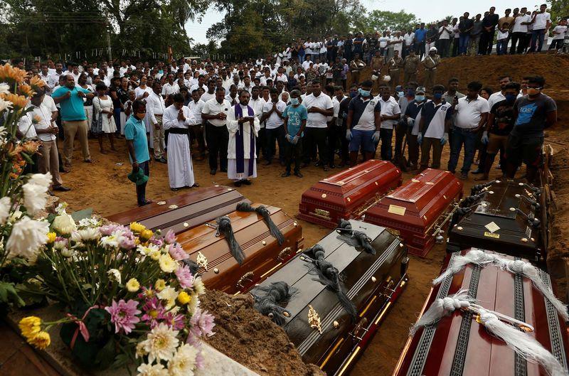 IS nhận trách nhiệm gây ra các vụ tấn công đẫm máu tại Sri Lanka