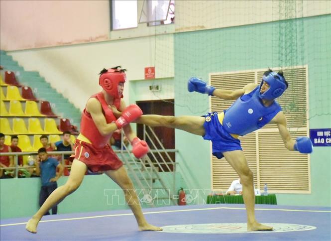 Hơn 260 vận động viên tham dự Giải vô địch Wushu toàn quốc năm 2019