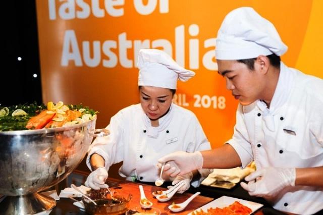 Chương trình Taste of Australia 2019 sẽ diễn ra vào tháng 5
