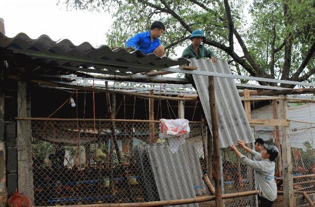 Thiên tai tiếp tục gây thiệt hại ở một số tỉnh phía Bắc