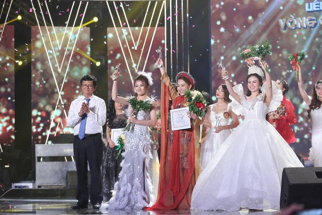 Hải Yến, Mai Thy, Thùy Dương giành giải nhất Sao Mai 2019