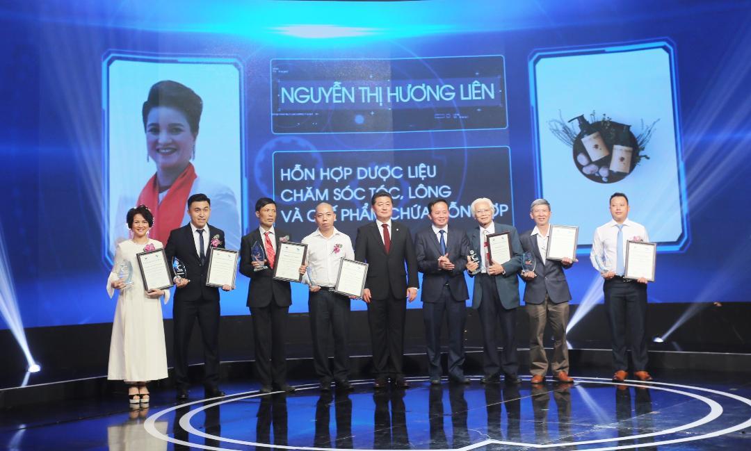 10 sáng chế, giải pháp được trao giải Cuộc thi Sáng chế 2018