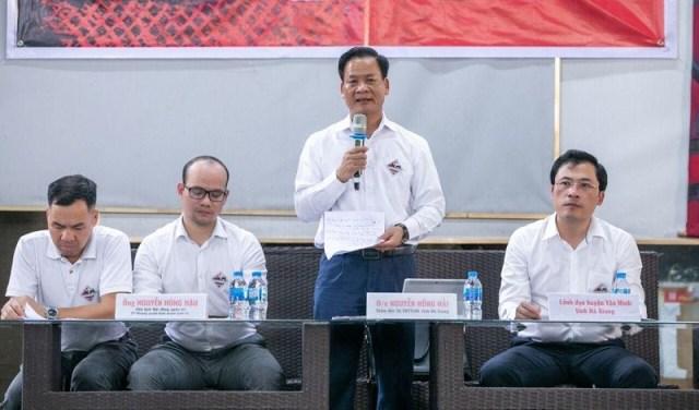 Hà Giang lần đầu đăng cai giải trình diễn, thi đấu xe địa hình