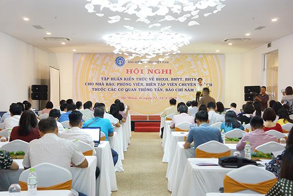 Báo chí đồng hành cùng Bảo hiểm xã hội Việt Nam