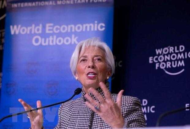 Hội nghị mùa Xuân IMF-WB: Kinh tế thế giới đối mặt với bất trắc lớn