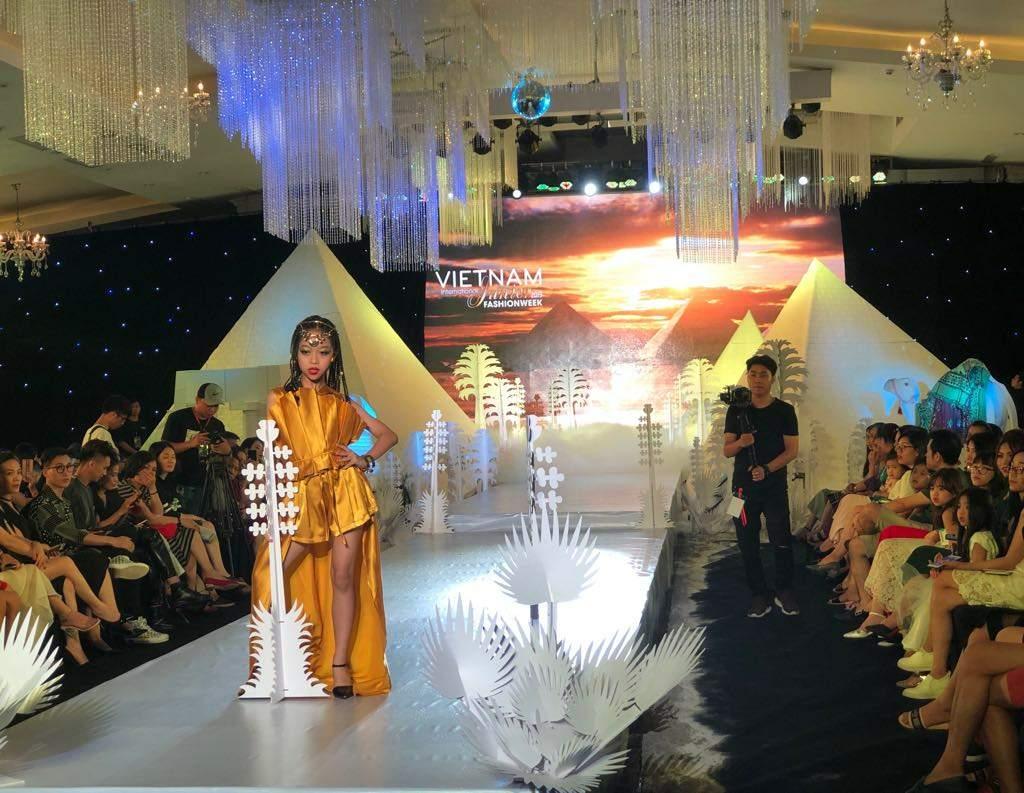 Gần 40 thương hiệu tham dự Tuần lễ thời trang trẻ em quốc tế Việt Nam 2019