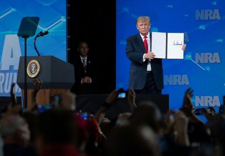 Mỹ rút khỏi Hiệp ước Thương mại Vũ khí của Liên hợp quốc