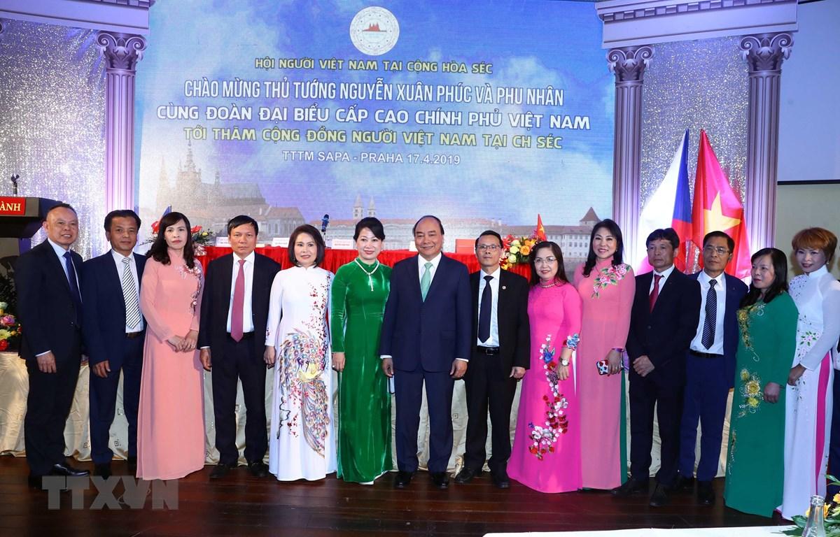 Cộng đồng người Việt ở Séc là tấm gương sáng về đoàn kết và tình yêu quê hương