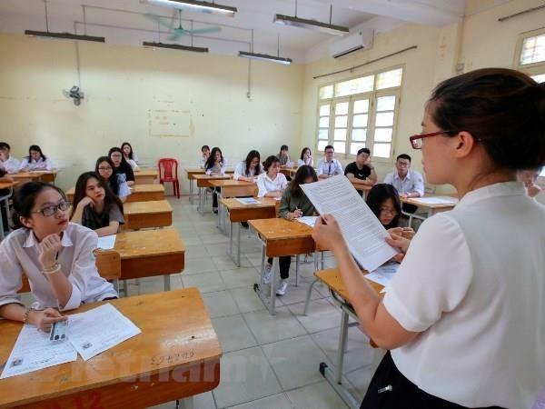 Thí sinh gian lận ở Sơn La, Hòa Bình vẫn được đăng ký dự thi Kỳ thi THPT quốc gia năm 2019
