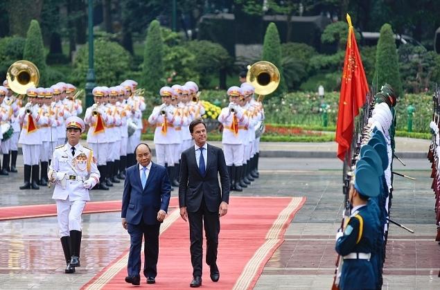 Việt Nam và Hà Lan đã trở thành đối tác quan trọng của nhau