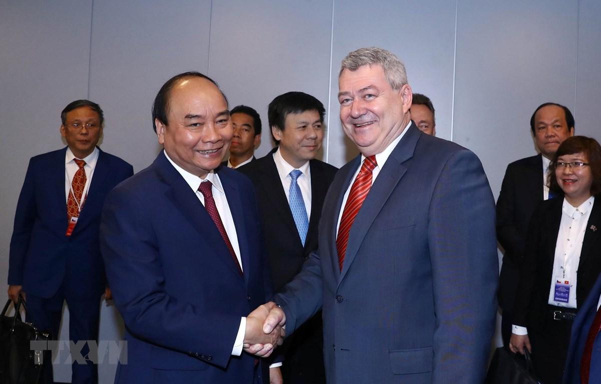 Tiếp tục thúc đẩy quan hệ giữa Quốc hội Séc và Việt Nam