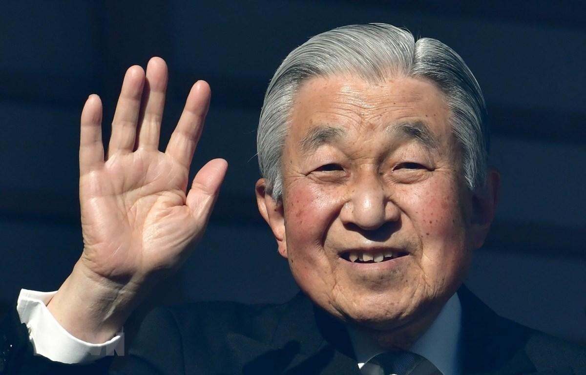 Những dấu mốc quan trọng của Nhật hoàng Akihito