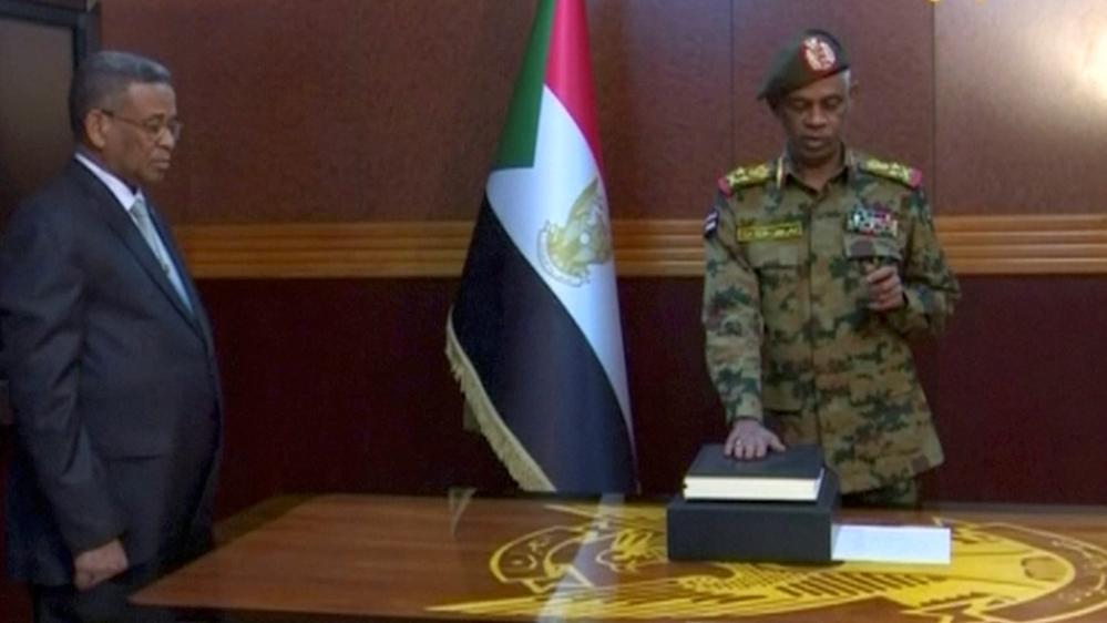 Sudan: Bộ trưởng Quốc phòng nắm quyền điều hành đất nước