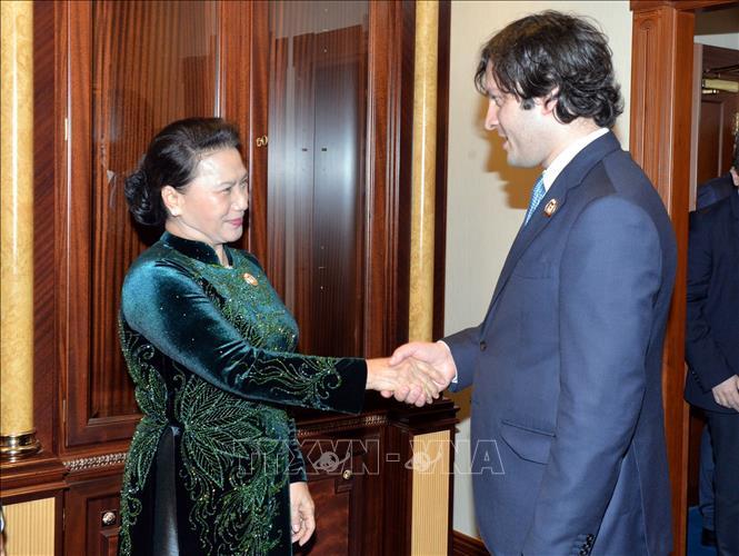 Tăng cường trao đổi thương mại giữa Việt Nam và Gruzia